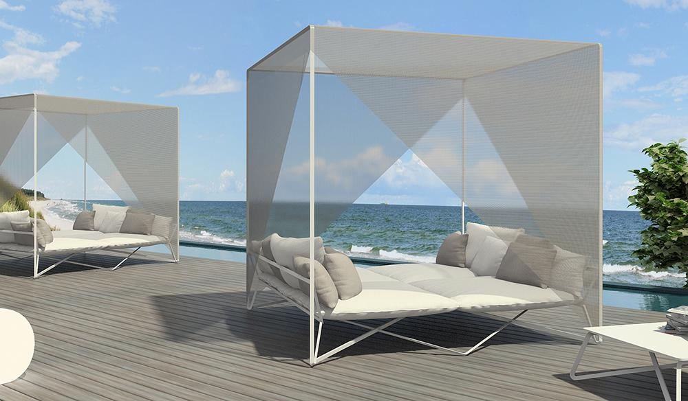 Garden furniture collections. Zhengte & Garden furniture collections. Zhengte - Alexis Vivet